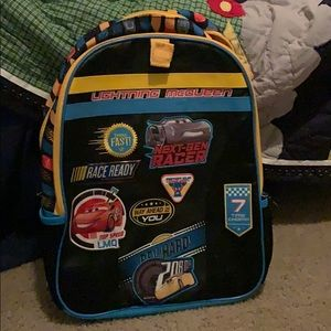 Cars backpack